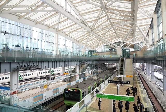 「能想像到未來的車站」 JR東日本公開高輪Gateway站內部