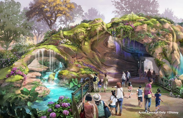 東京迪士尼海洋新園區名稱出爐 冰雪奇緣等主題設施登場