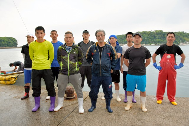 立志當漁夫! 選擇投身「大海」的都市年輕人們㊤