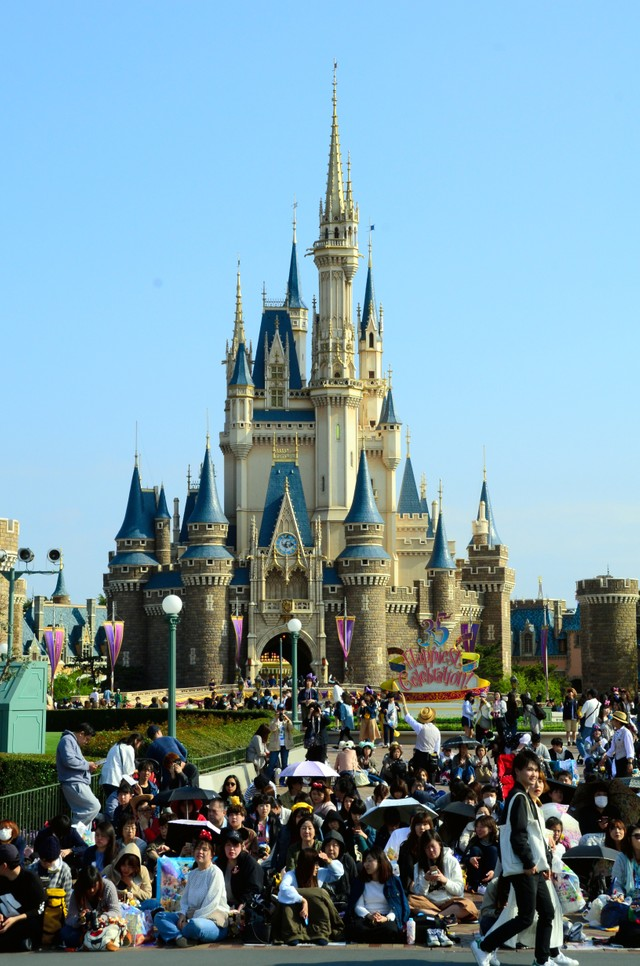 東京迪士尼樂園及海洋門票調漲 4月1日起全票漲為8200日圓