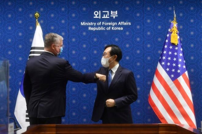 Trump's Top North Korea Envoy Urges Kim to Return to Talks