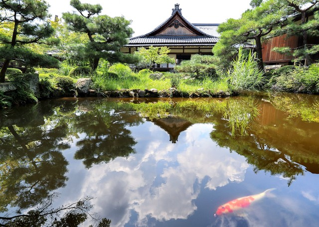 皇室相關的京都神社寺院 21處非公開文化財將限期開放