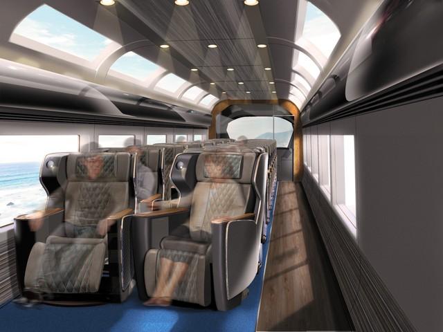 全新伊豆特快車「Saphir踴子號」 豪華裝潢媲美綠色車廂