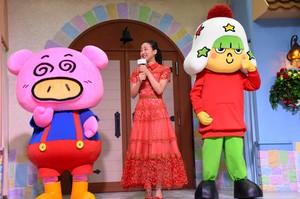 滿滿模範生點心餅的主題樂園 淺田真央擔任宣傳大使(影片)
