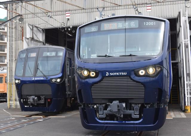 相模鐵道11月底將直通東京都心 新型車輛對外公開