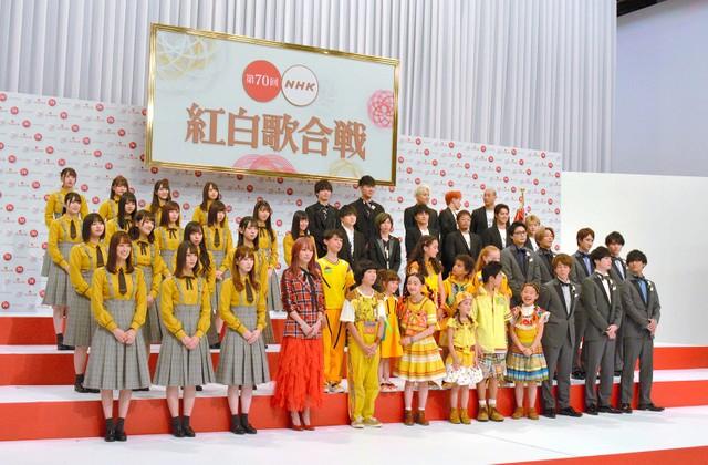 紅白歌唱大賽名單出爐 菅田將暉、日向坂46等8組人馬初登場
