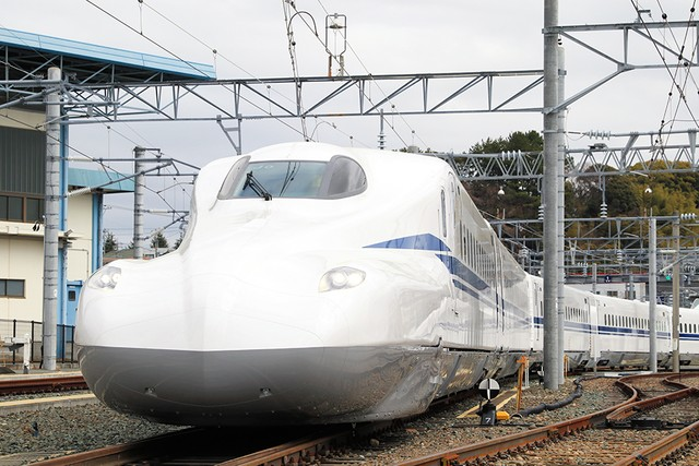 東海道新幹線「N700S」7月1日上路 700系將於3月退休