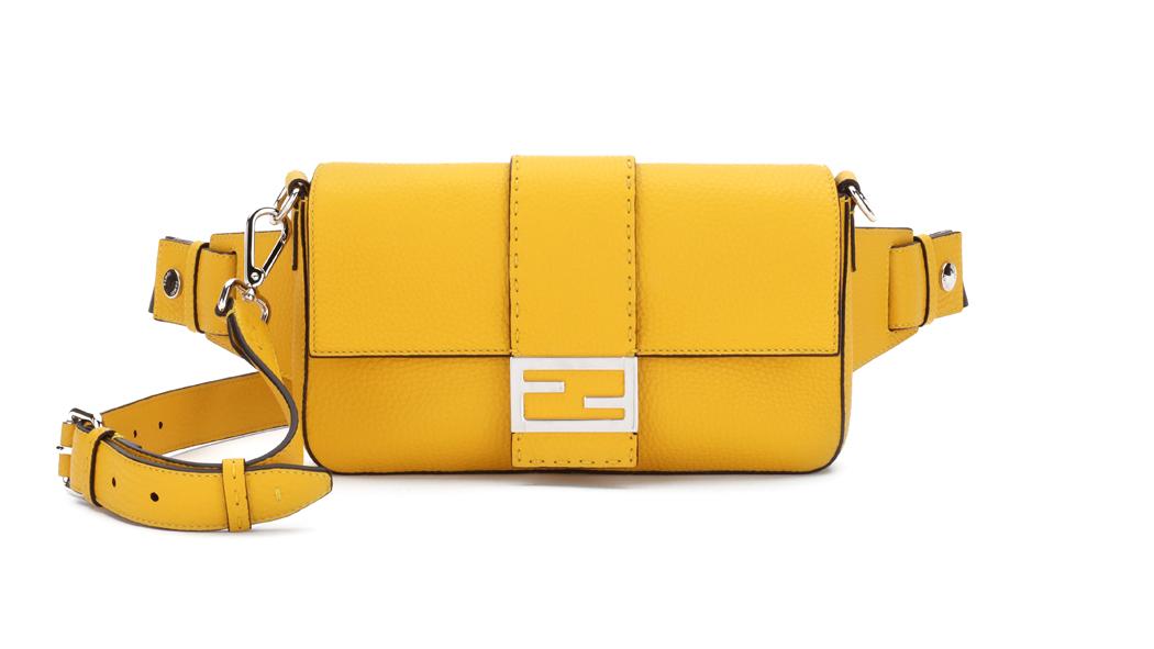 hot sale online 26c7b 8bfb2 フェンディ、伝説的なあのバッグが メンズバージョンとなって ...