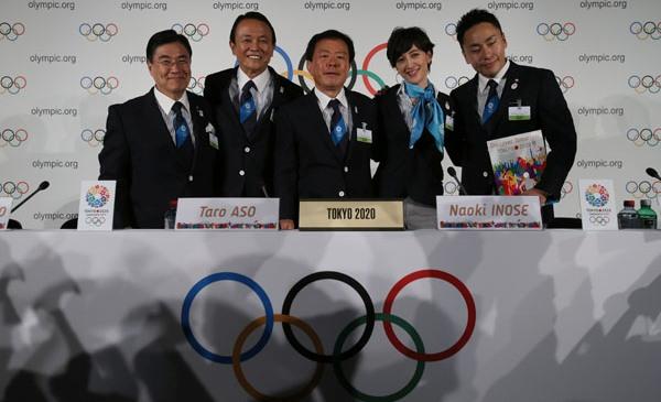 第121次IOC総会