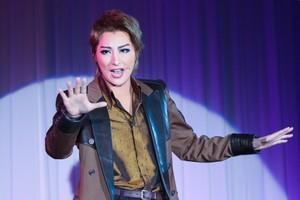 寶塚月組首席明星珠城Ryo 宣布將於明年2月14日退團
