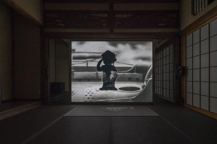 ホー・ツーニェン《旅館アポリア》2019 Photo:Hiroshi Tanigawa