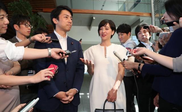 小泉 孝太郎 結婚