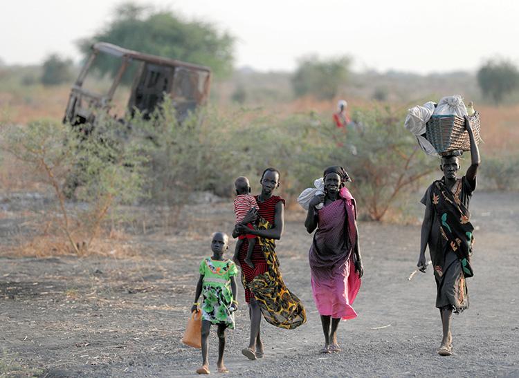 アフリカの地図を片手に_南スーダン_4