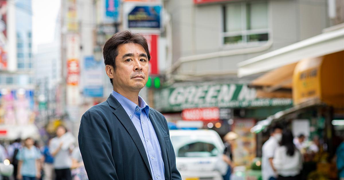 在日外国人コミュニティにはエネルギーがみなぎっていた ルポ「日本の異国」室橋裕和さんインタビュー|好書好日