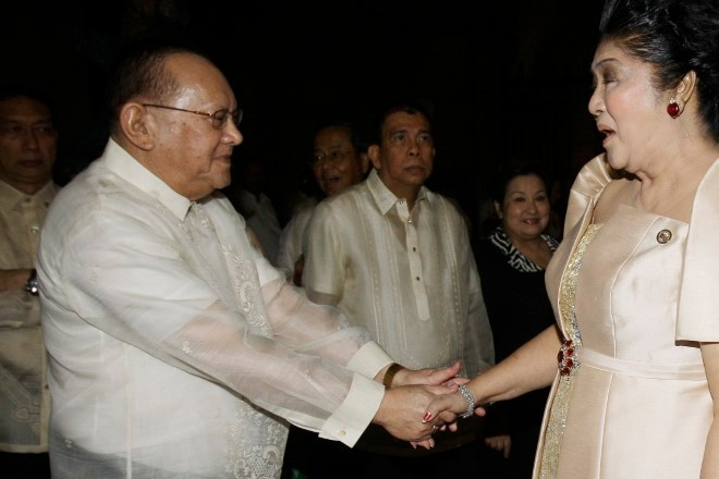 Philippine beer tycoon allied with late dictator dies : The Asahi ...