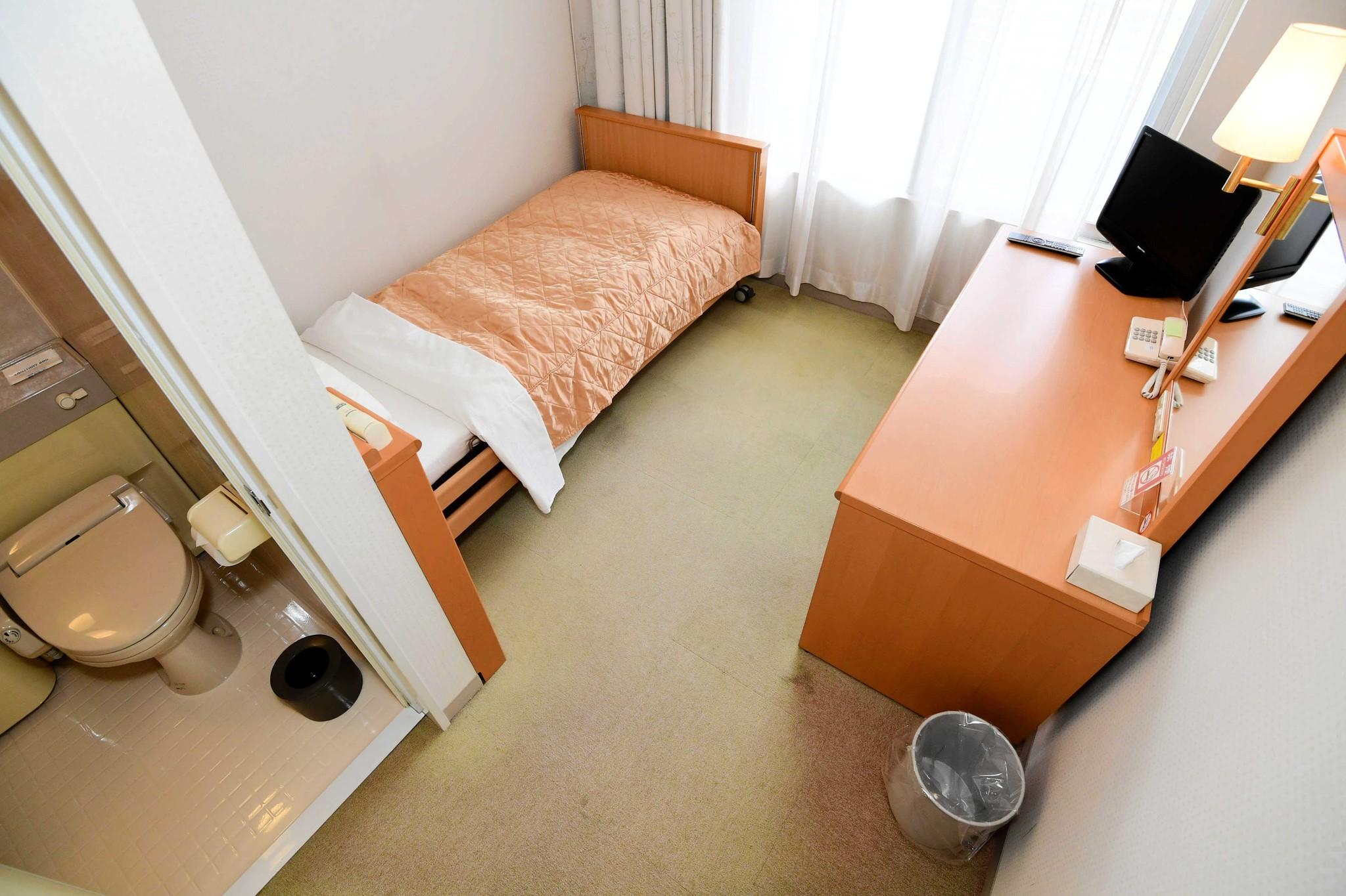 ホテル 療養 費用