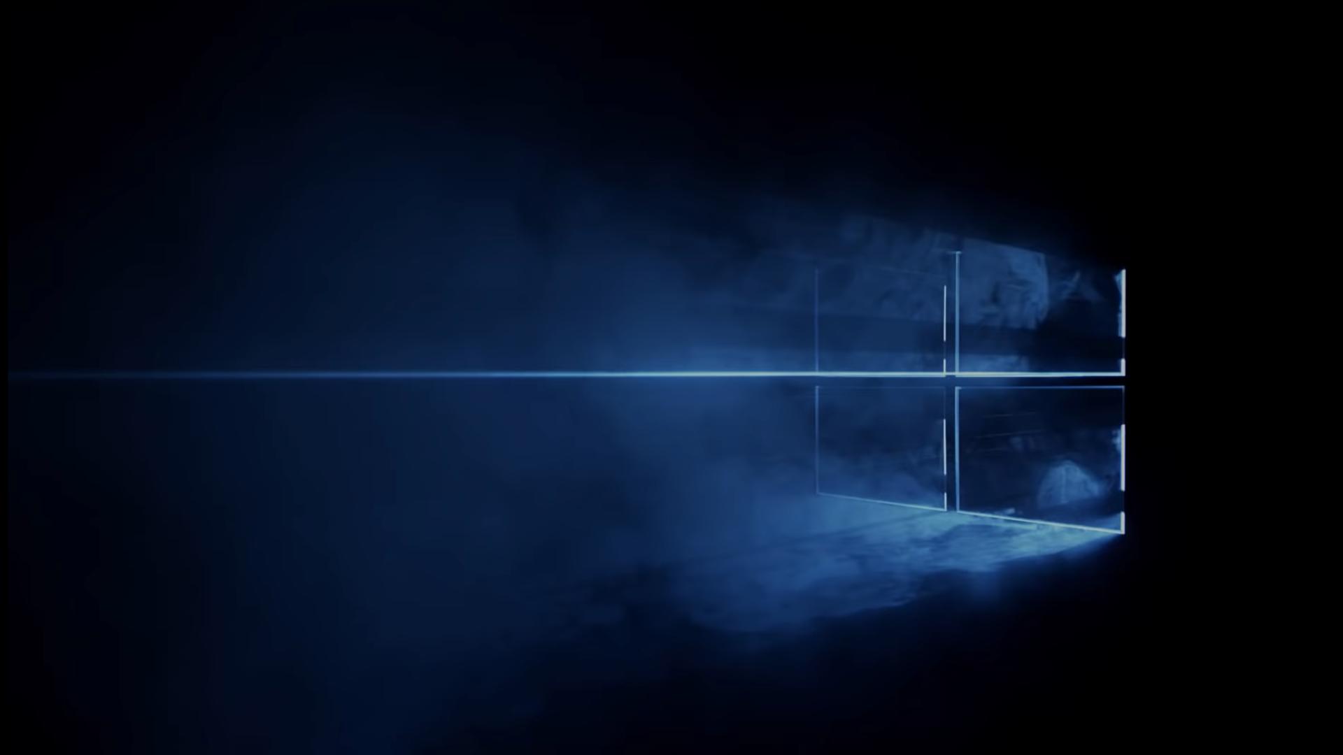 Windows10の窓をイメージした標準壁紙 Cgではなく実写だった 今なおメイキング動画に驚き まいどなニュース