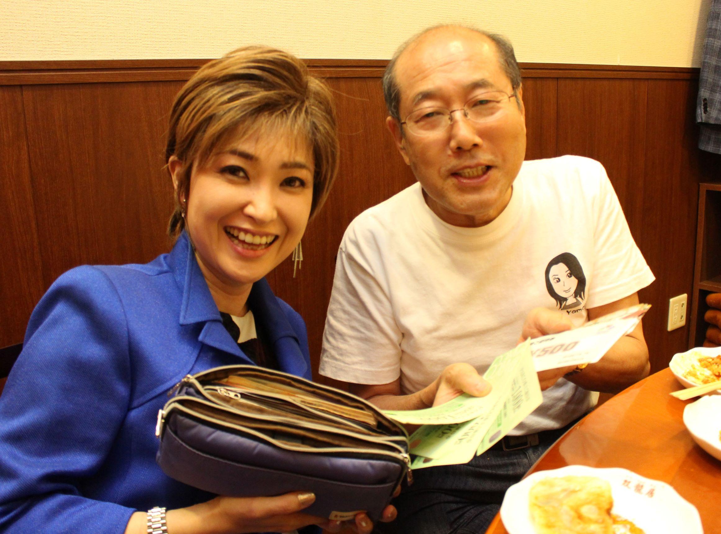 株主優待の達人・桐谷さんの思い人「山口かおる」とは? 「月曜