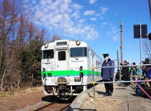突如其來的最後行駛 北海道札沼線因緊急宣言提前廢線(影片)