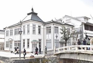 百年歷史倉敷館換新裝 16日起重新開幕