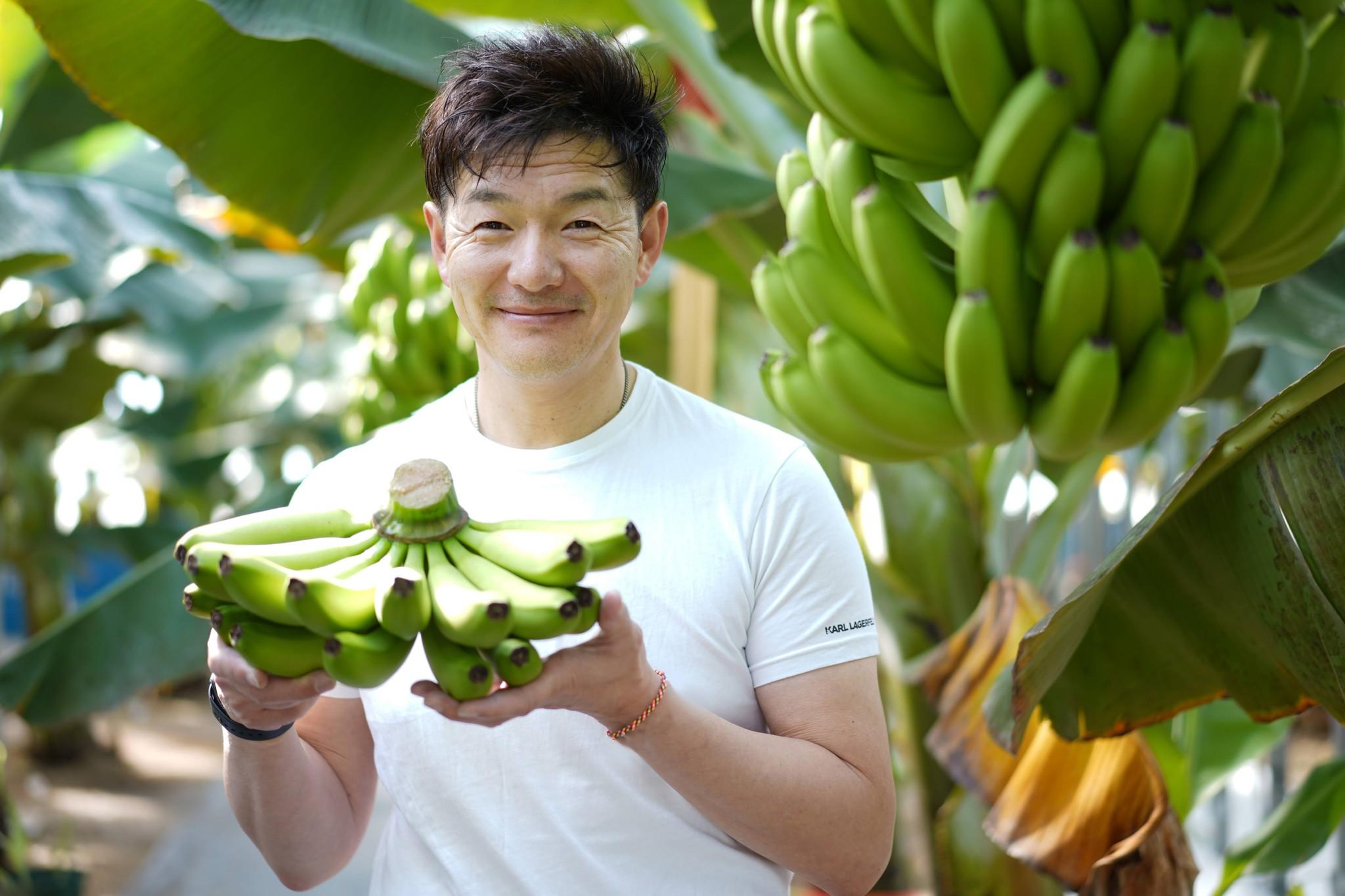 茹でる バナナ 青リンゴとバナナのスムージー レシピ・作り方