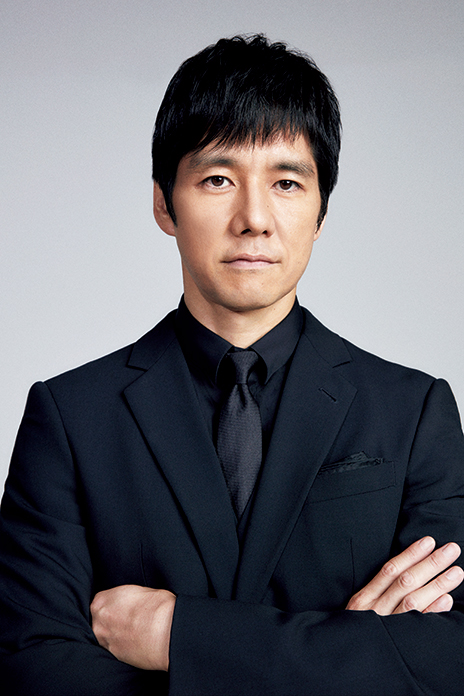 インタビュー 西島秀俊、真摯(しんし)な男の横顔。:アエラスタイルマガジン