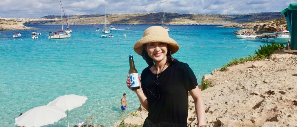 女ひとり、マルタで暮らした3カ月「余計なものが削ぎ落とされる感じ」 :DANRO(ダンロ):ひとりを楽しむメディア