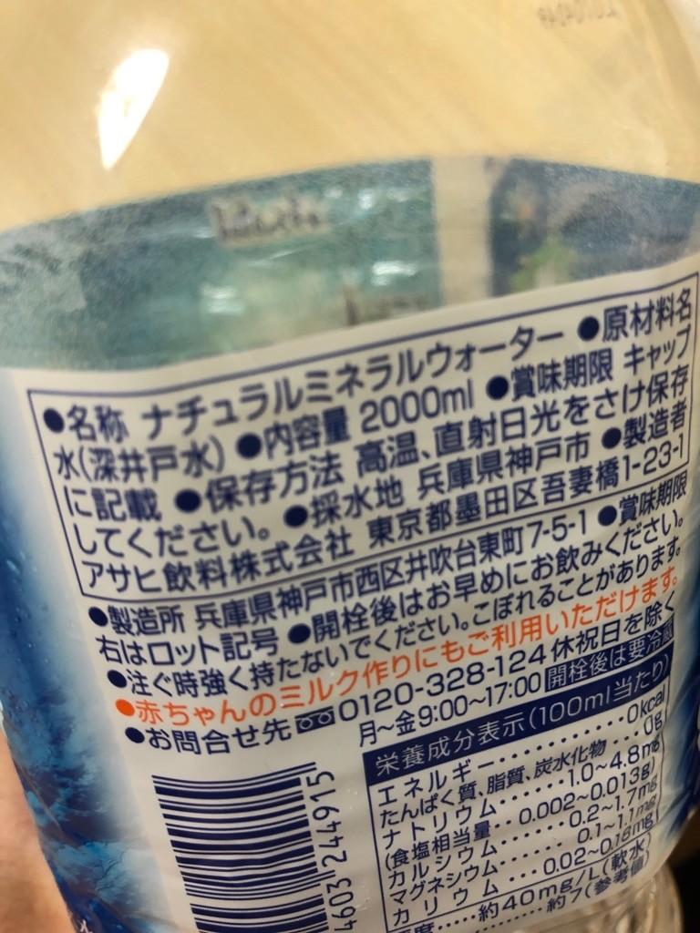 水 2 リットル 効果 いつから