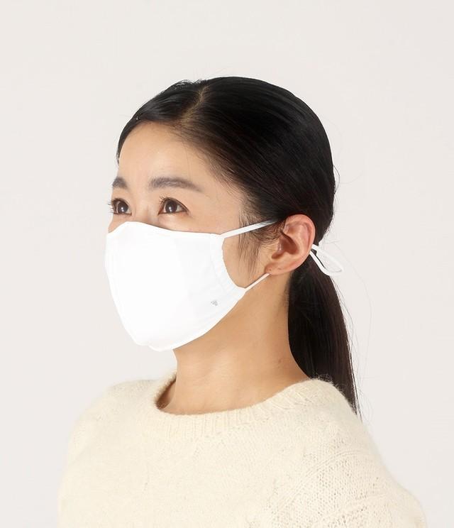 マスク 湿気