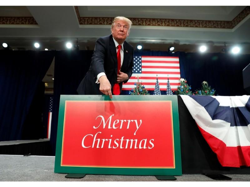 もう一度クリスマスを祝福する」...