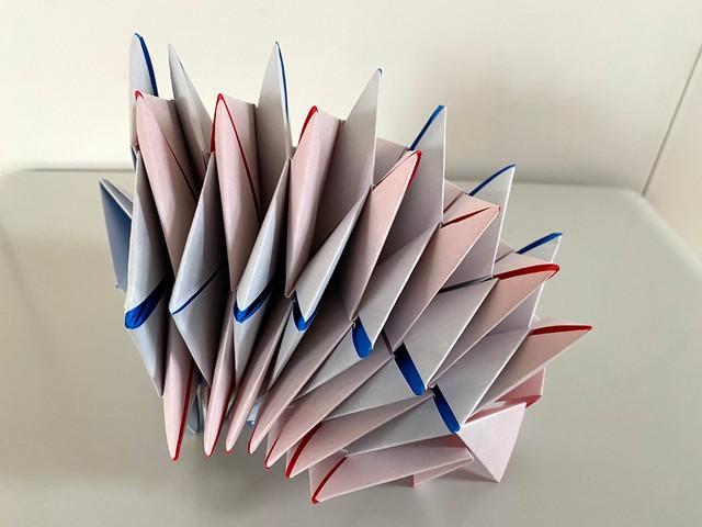 作り方 の 折り紙 万華鏡 万華鏡 作り方