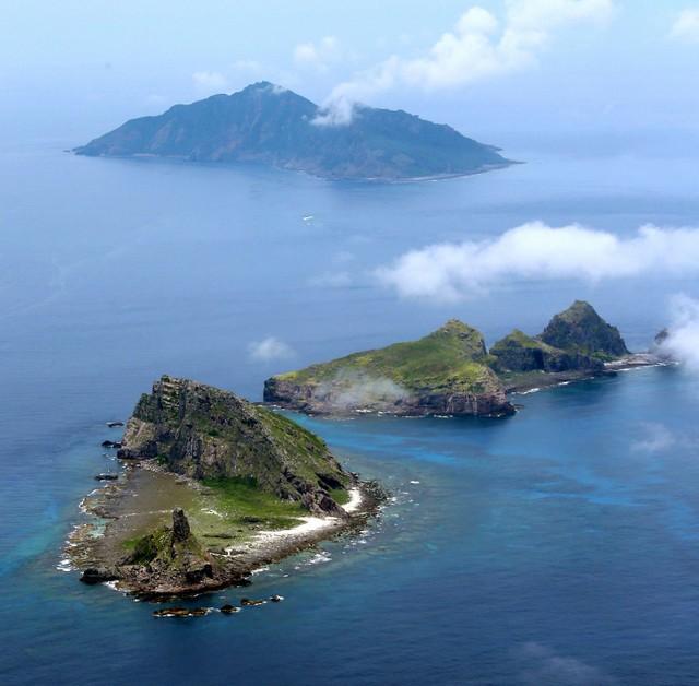 諸島 尖閣