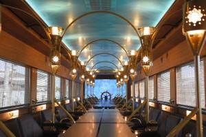 新觀光列車「志國土佐」完工 以明治維新的新時代為概念