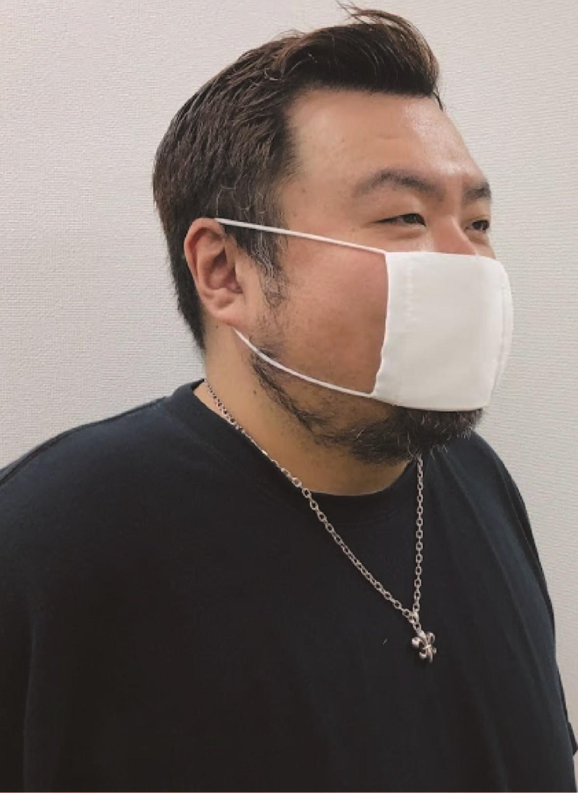 マスク 顔 でかい アベノマスクが小さいという人は、ただ顔がデカかっただけだと判明