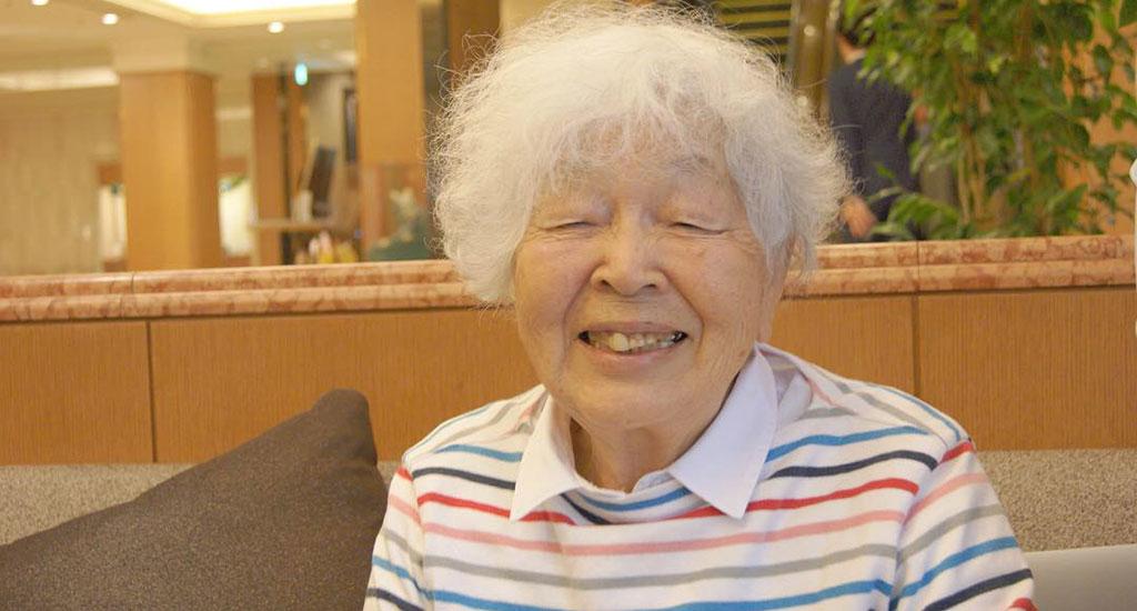 世界「100人の女性」に選ばれた90歳のおばあちゃん「まだ夢がいっぱいある」 :DANRO(ダンロ):ひとりを楽しむメディア