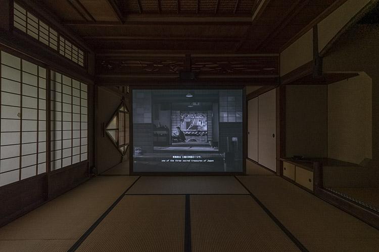 ホー・ツーニェン《旅館アポリア》2019 Photo: Hiroshi Tanigawa